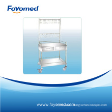 Popular Infusion I type Hospital Trolley
