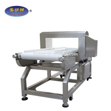 plastic food plate metal detector for fast food processing