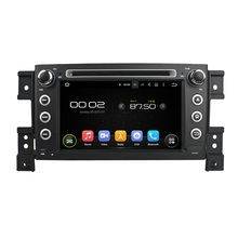 Android 6.0 car dvd player for Suzuki Vitara