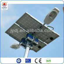 High Power Prices of Double Arm Solar Street Lights with 30W 40W 50W LED Lamp and Pole