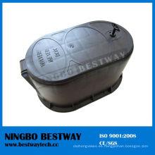 Venta caliente de la caja plástica del metro de agua de L365 (BW-L365)