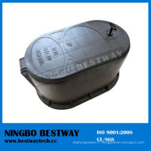 Vente chaude de boîte de compteur d'eau en nylon de L365 en plastique (BW-L365)