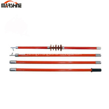 Fiberglass Insulated Telescopic Rod Hot Stick