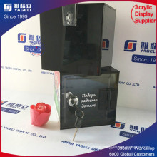 Customized Beautiful Acrylic Donation Money Box