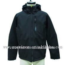 winter men jacket nylon windproof with hood