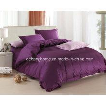 Europäischen Stil fanstic Farbe 100% Baumwolle Bettwäsche-Set