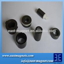 Ímã sinterizado da ferrite do anel com pólos múltiplos / anel magnético do multi-pólo para a fábrica da ímã da ferrite da venda / China