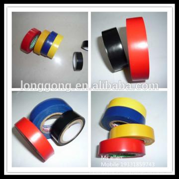 Shinny + fita de isolamento de PVC brilhante