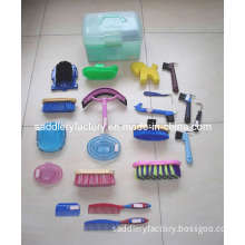 Plastic Cheap Horse Grooming Kit for Sale