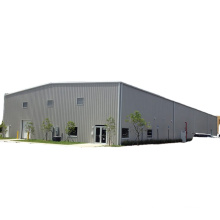 Cost-Effective Large Span Light Weight Steel Structure Workshop For Sale