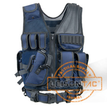 Tactical Vest with Holster SGS Standard