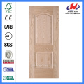 JHK-M01 Natural Red Oak Econmic Embossed MDF Exterior Door Skin