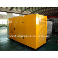 800kw Super Quiet Silent Gas Soundproof Generator Set