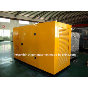 800kw Super Quiet Silent Gas Soundproof Generator Set