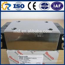 Rexroth CNC Parts Runner Block R162471420 Barre de guidage linéaire