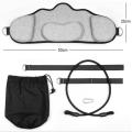 Traction cervicale portative de hamac de cou de D réglable