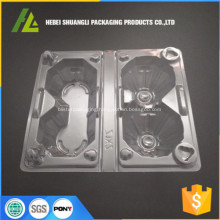 clear plastic egg cartons