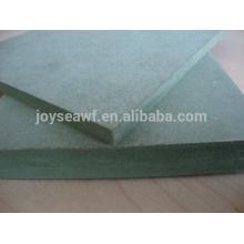 Color llano MDF impermeable E1 E2 pegamento