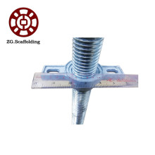 Q235 steel heavy adjustable Formwork  for supporting