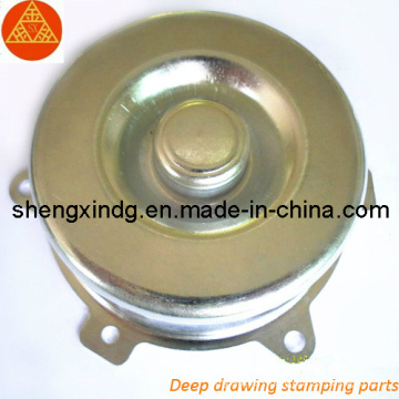 Deep Drawed Stamping Punching Cover Shell Cap Top Parts (SX065)