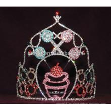 Corona del desfile de la magdalena del caramelo