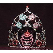 candy cupcake pageant crown
