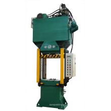 Máquina hidráulica de la prensa del dibujo de cuatro columnas hidráulicas (TT-SZ80T / LS)