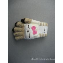 10g Acrylic Liner Carton Fashion Work Glove-F3902