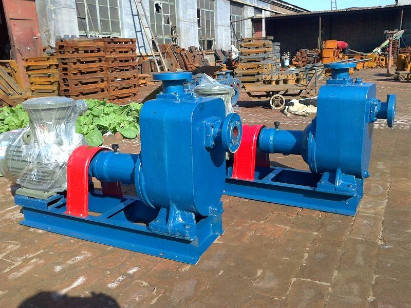 CYZ-A type explosion-proof self-priming centrifugal pump 2
