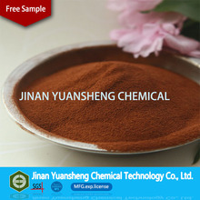 Wood Fiber Pulp Calcium Lignin Sulfonic Acid for Carbon/Ceramic/Fertilizer