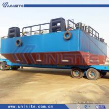Plate-forme de bateau en acier pour construction marine (USA-2-005)