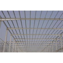 Easy Installation Fabricated Steel Structure Workshop (SSW-16017)