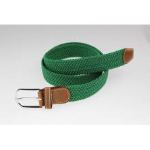 Green elastic belt colorful golf belt