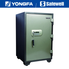 Yongfa 99cm Height Ale Panel Electronic Fireproof Safe with Handle