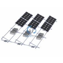 Système de cadre de montage de panneau solaire en aluminium Triangle
