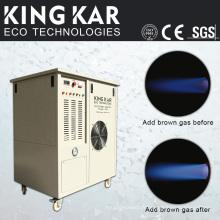 Générateur de gaz à hydrogène et à oxygène Trancheuse à bois