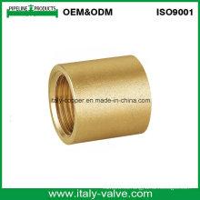 Acoplamiento hembra de latón OEM & ODM (AV-BF-7009)