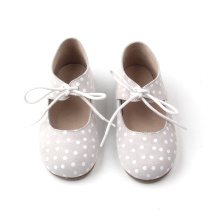 2018 Spots Kids Dress Chaussures Mary Jane