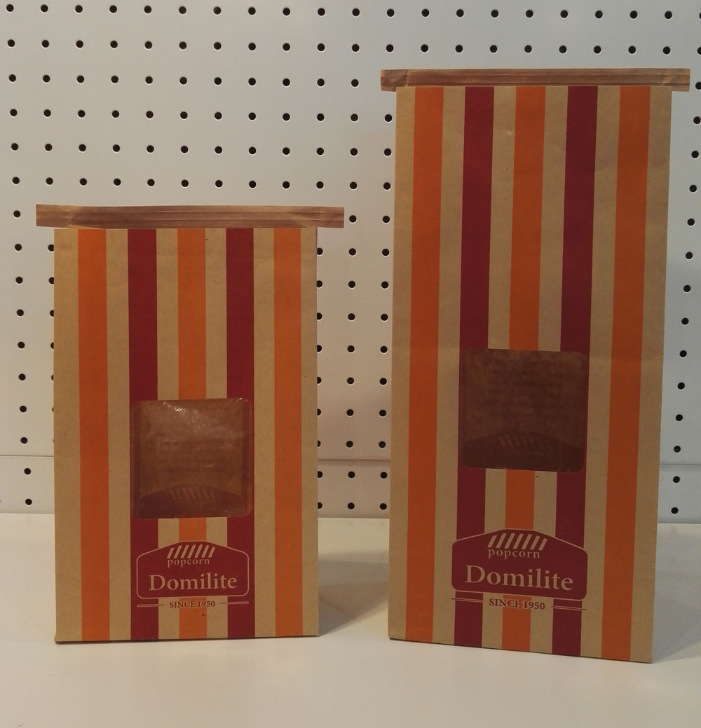 Brown Paper Sandwich Bags