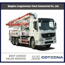 HOWO 48m Concrete Pump Truck