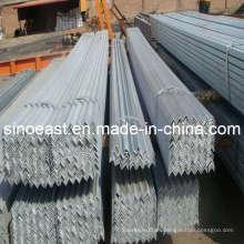 Barra de acero angular igual