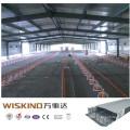 Edifícios de estrutura de aço de alta qualidade