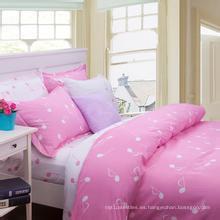 Juego de cama de estilo moderno Hotel / Home Bed para el hogar / Hotel
