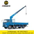 6t Truck Mounted Crane Cargo Crane