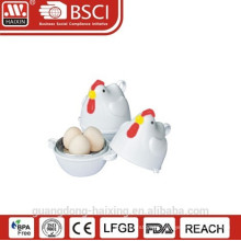 Plastic Microwave Eggs Cooker