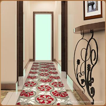 Runner Teppich für Hotel