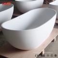 CE / SGS Barato banheira preço de fábrica 1200mm circular banheira autônoma