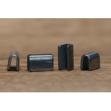 Vente en gros de serre-métal pour la ceinture / extrémité du cordon métallique pour les cordons à lacets / lacets en métal