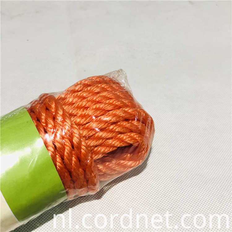 Orange Pp Rope 3