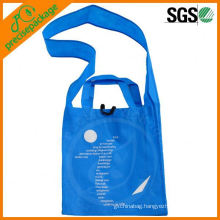 Recycled wholesale brand bag pp non-woven shopping bag
